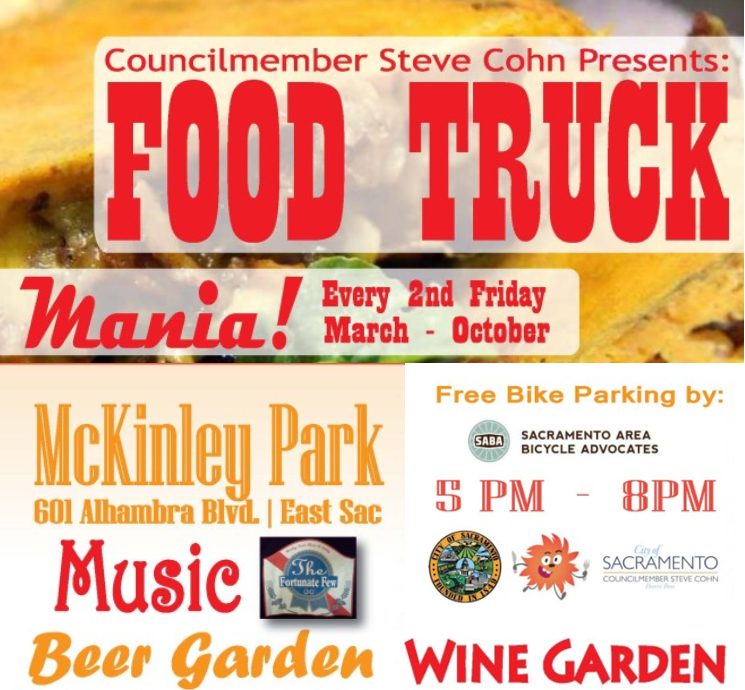District 3 Food Truck Mania