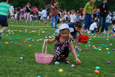 pancake breakfast & easter egg hunt
