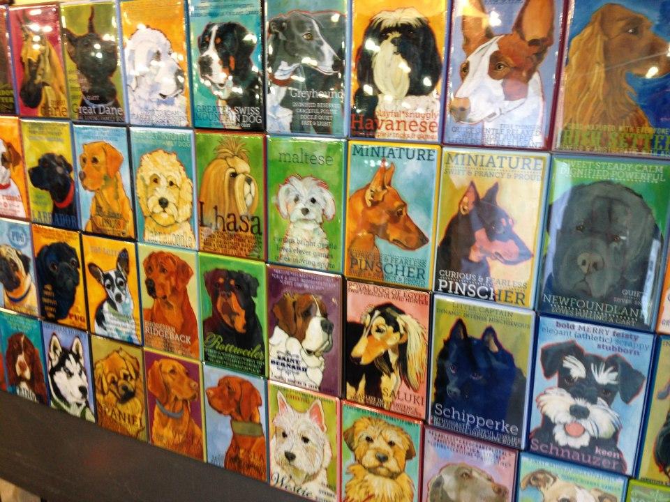 sac dog show vendors
