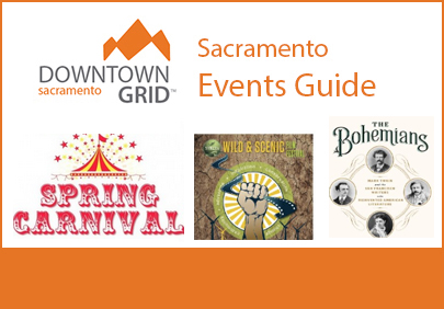 Sacramento Events Guide 4/23/14