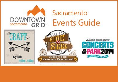 Sacramento Events Guide 5/7/14