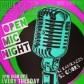open mic kupros