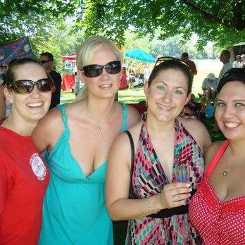 west coast brew fest ladies