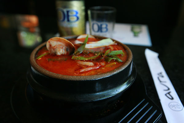 Korean Restaurant Sacramento Downtown