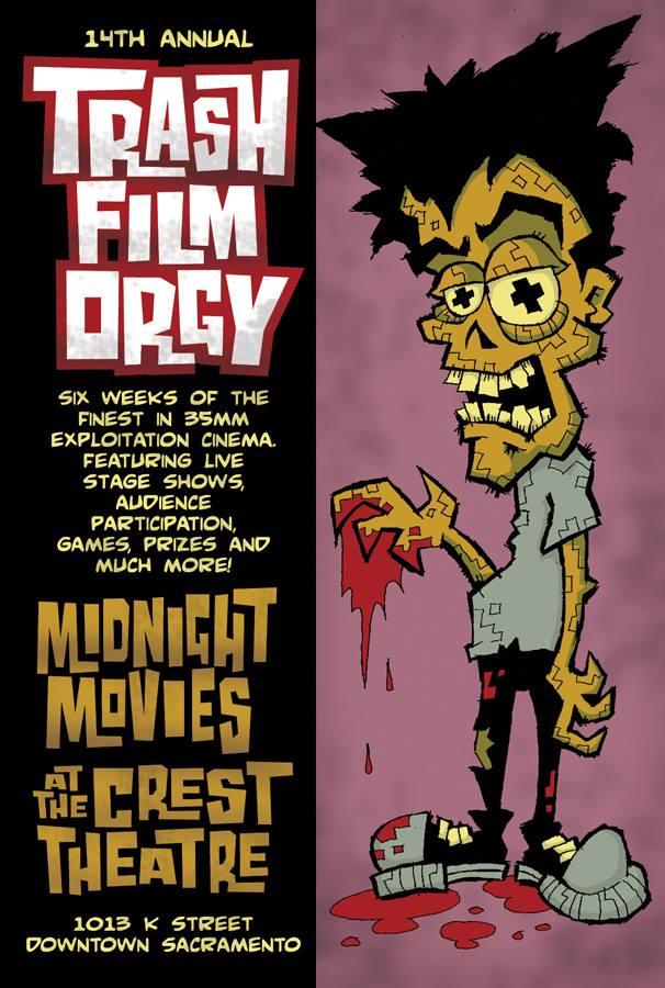 Trash Film Orgy 97
