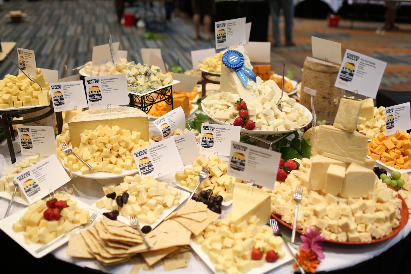 American Cheese Society's Festival of Cheese 2014