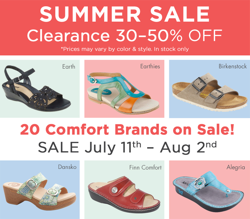 Birkenstock Midtown Summer Sale