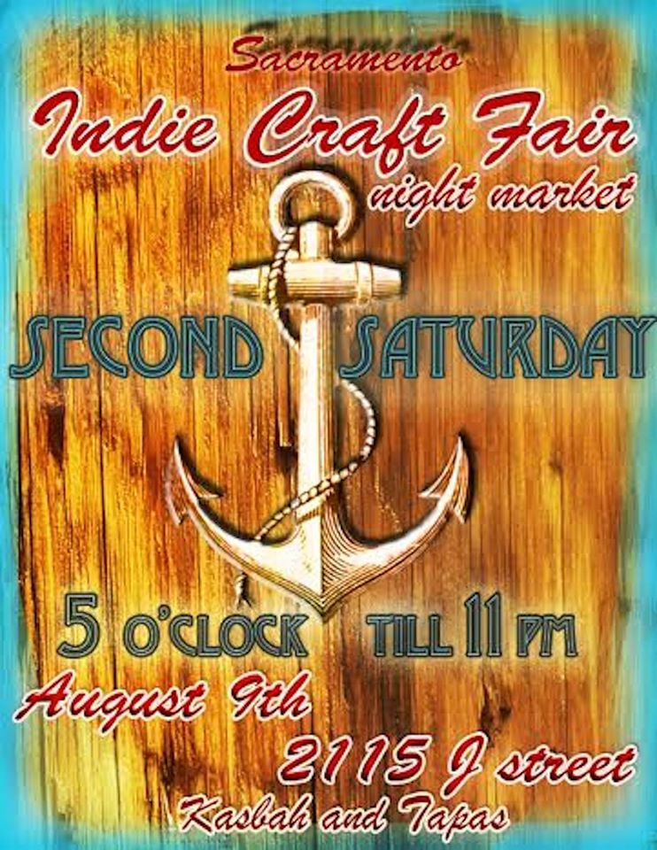 Indie Craft Fair Night Market