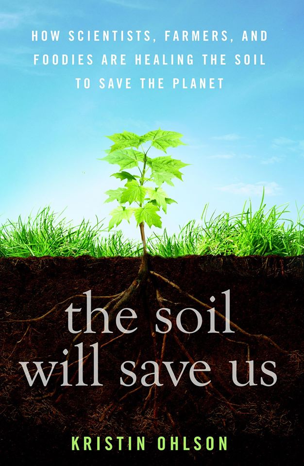 Book Signing: The Soil Will Save Us