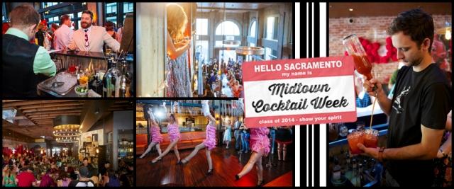 Midtown Cocktail Week