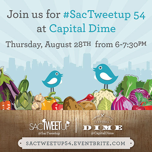 #SacTweetup 54 at @CapitalDime