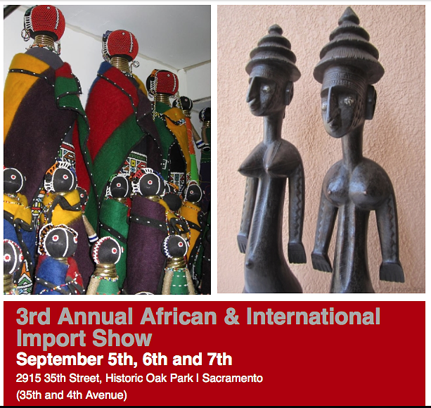 African Import & International Show