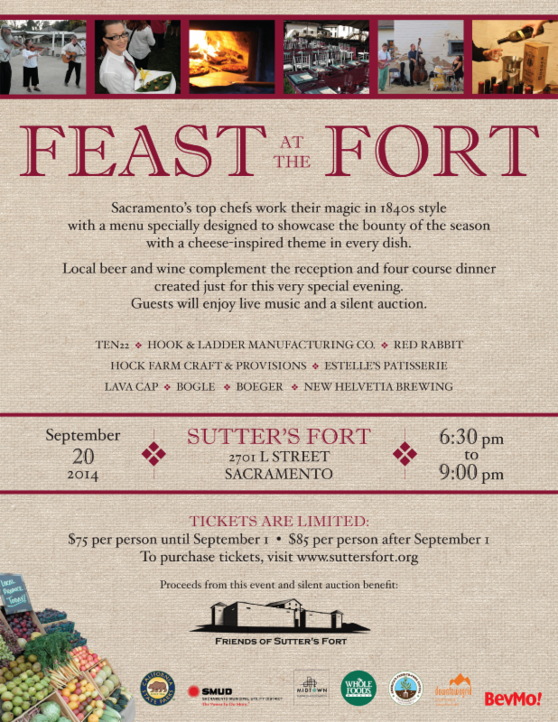 Feast at the Fort