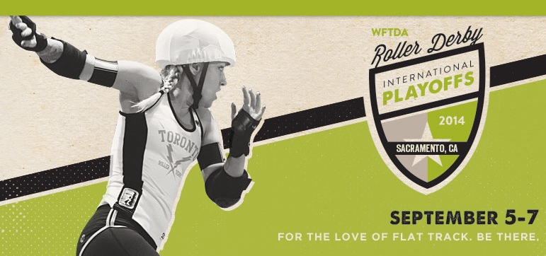 Roller Derby International Playoffs