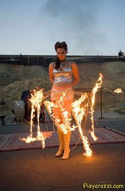 fire spectacular web