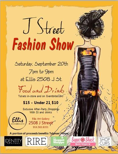 J Street Fashion Show