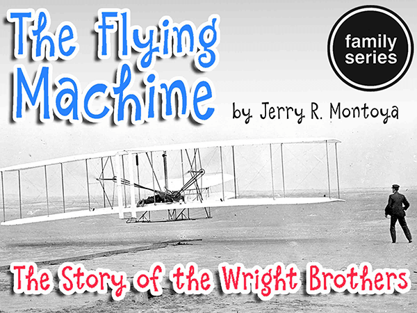 B street Theatre: The Flying Machine