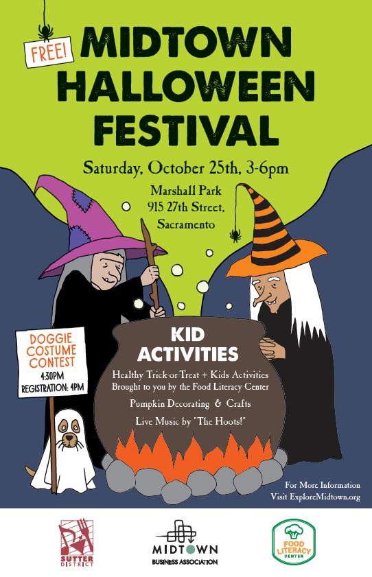 Midtown Halloween Festival