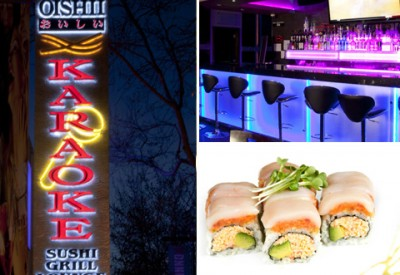 Oishii Sushi & Karaoke Bar
