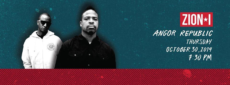 Zion I Concert