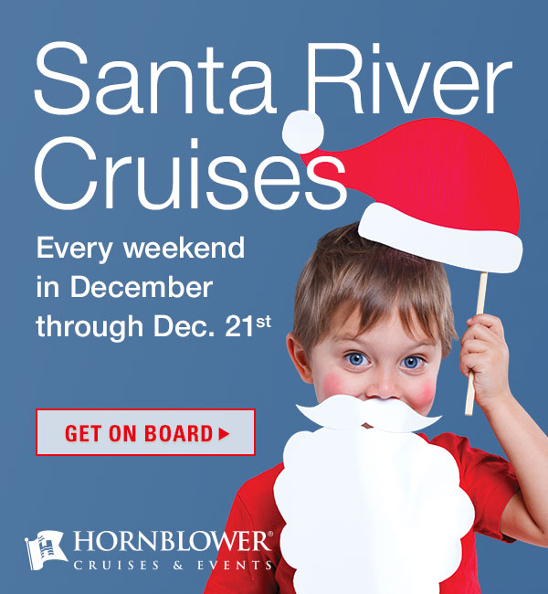 Santa Holiday River Cruise