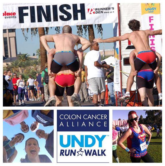 Sacramento Undy Run/Walk