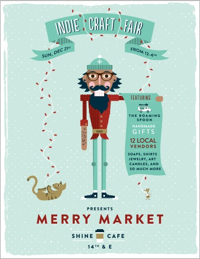Indie Craft Fair: Merry Market