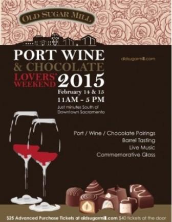 Port Wine & Chocolate Lovers Weekend