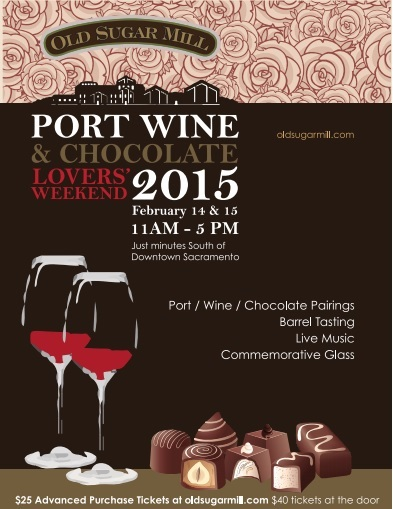 port wine chocolate