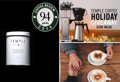 Temple Coffee & Tea