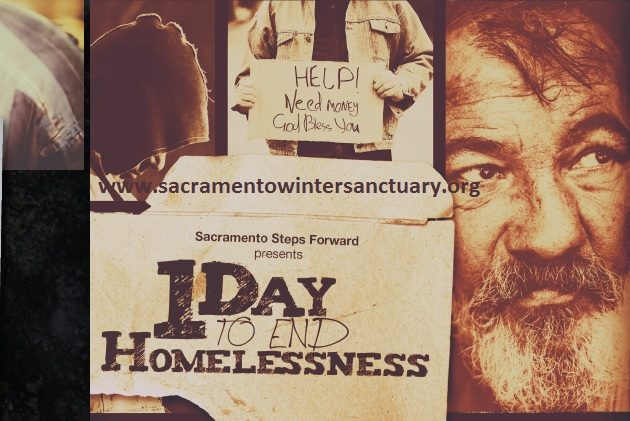 1 Day to End Homelessness