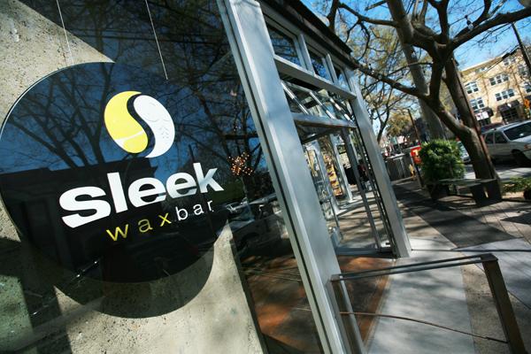 Sleek Wax Bar