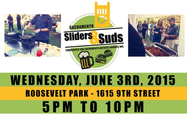 Sacramento Sliders & Suds Festival