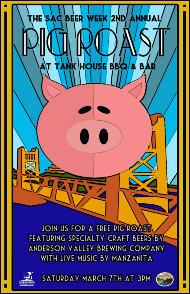 Tank House Pig Roast