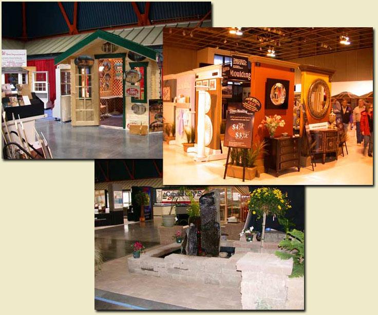 exhibitor composite