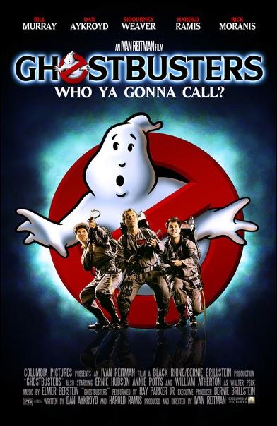 Ghostbusters screening