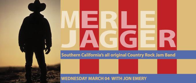 Merle Jagger, Jon Emery