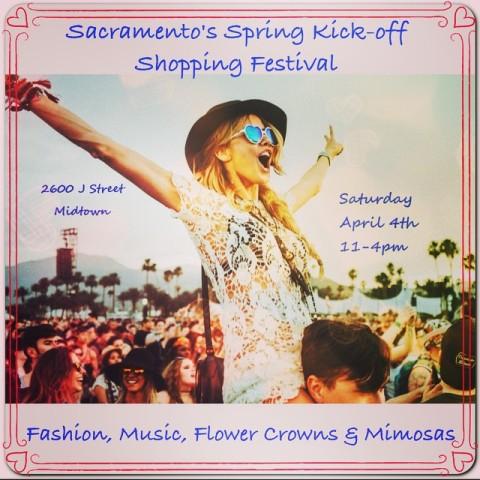 Spring Kick-off Shopping Festival