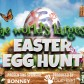 worlds largest easter egg hunt