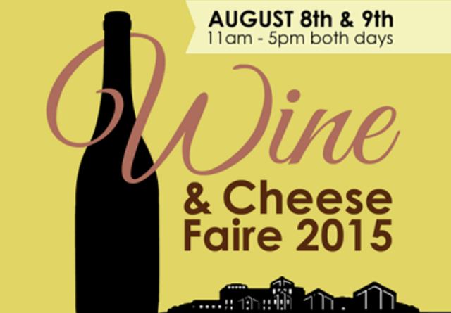 The Gourmet Wine & Cheese Faire