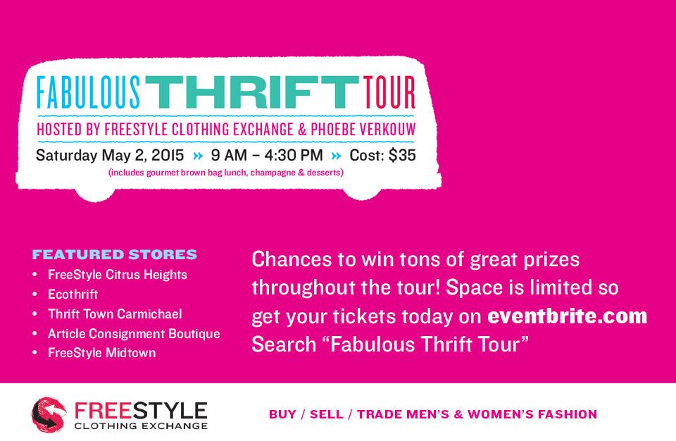 Fabulous Thrift Tour