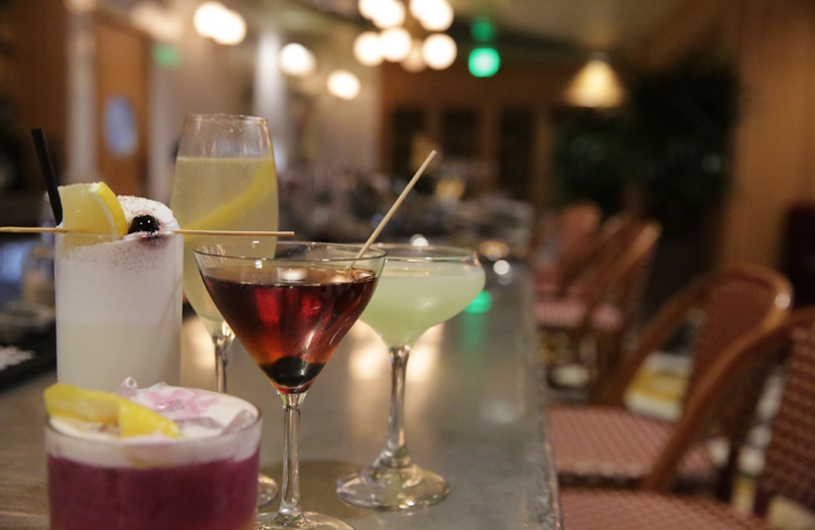 brasserie Capitale drinks