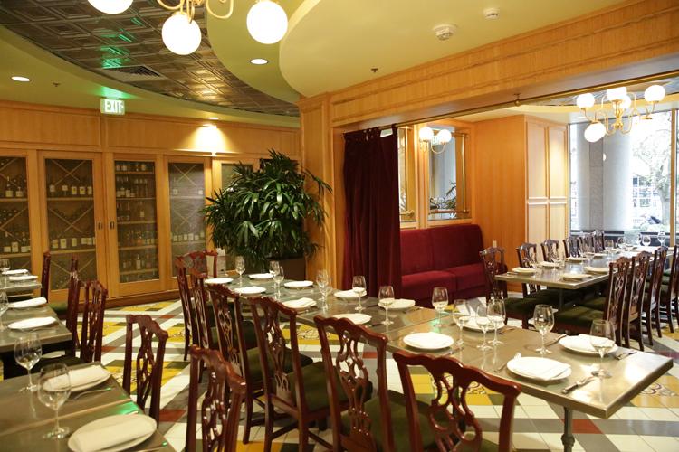 brasserie Capitale interior