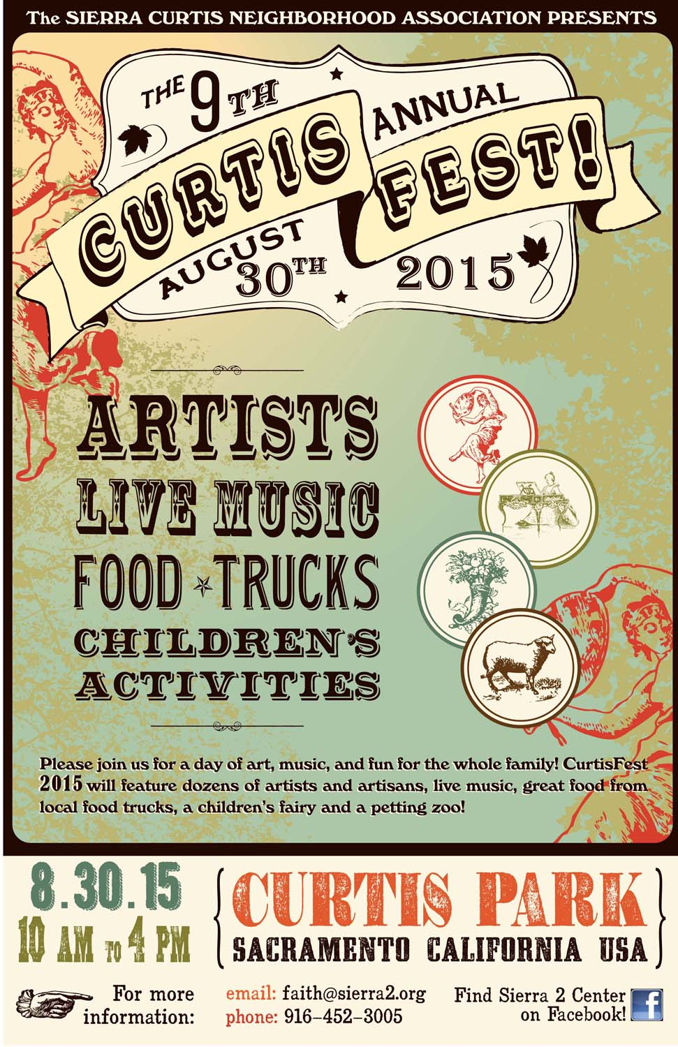 9th Annual Curtis Fest
