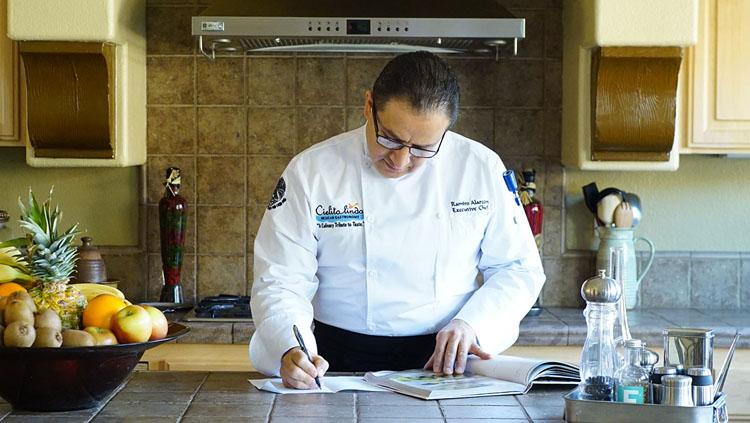 chef Ramiro cielito lindo