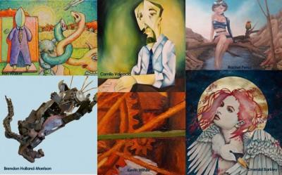 2nd Saturday ArtWalk: Fe Gallery