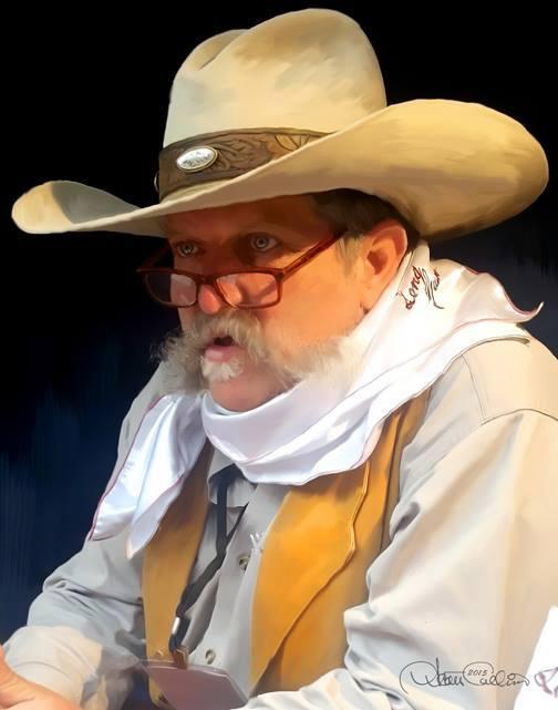 horse expo cowboy