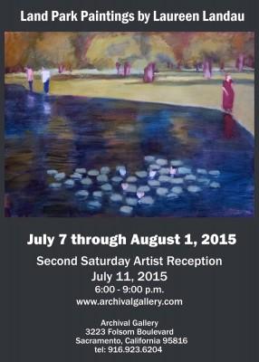 2nd Saturday ArtWalk: Archival Gallery