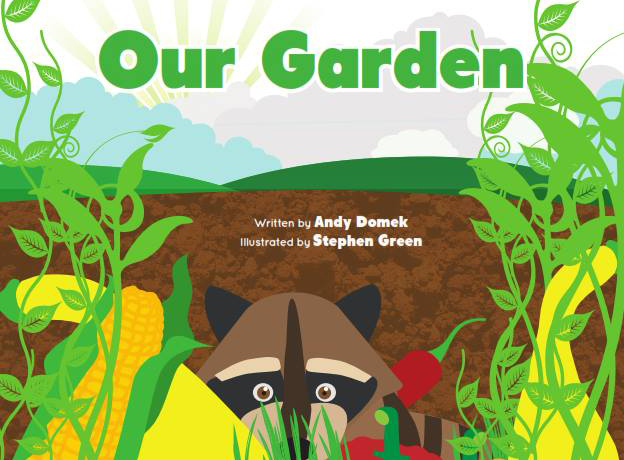 Book Signing: Our Garden