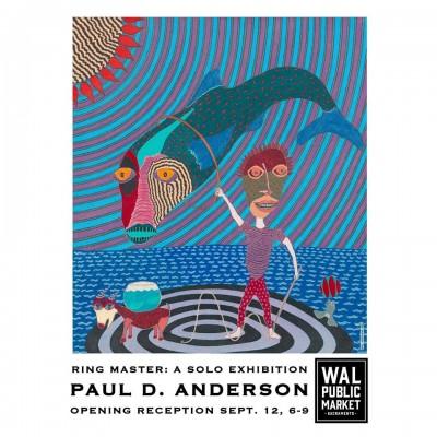 2nd Saturday ArtWalk: WAL Public Market
